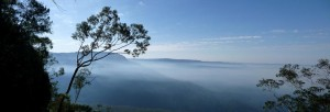 Sea Clouds, Blue Mountains, Australia