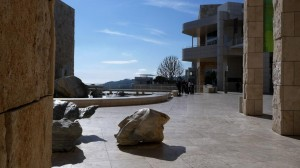Getty Center 1, Los Angeles, USA
