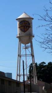 Warner Bros Tower, Los Angeles, USA