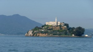 Alcatraz, the Rock, San Francisco, USA