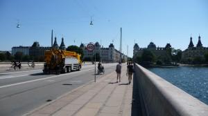 Bridge in Copenhagen
