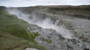 Waterfall Dettifoss 1