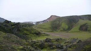 Mountains in Landmannalaugar 1