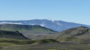 Volcano Eyjafjallajokull