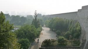 Wall in Nanjing, 01