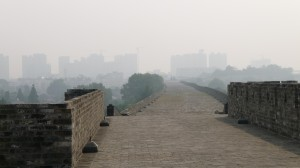 Wall in Nanjing, 03