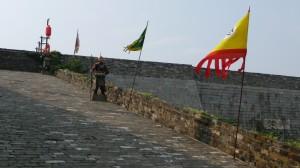 Wall in Nanjing, 02