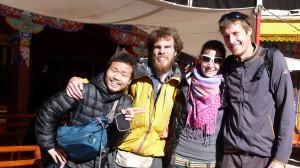 Mitsu, CaYuS, Dana & Martin