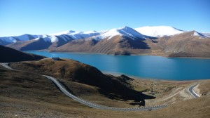 Yamdrok Yumtso Lake, 1