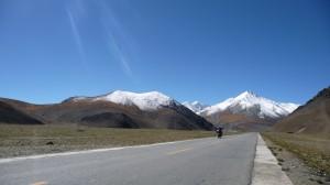 Lhasa to Shigatse road, 1
