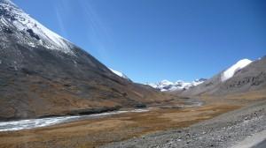 Lhasa to Shigatse road, 3