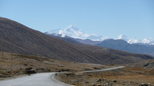 Road to Mount Everest, 1