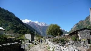 Danakyu, Annapurna, Nepal