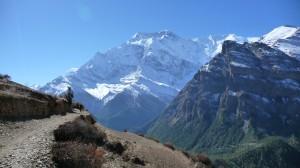 Around Ghyaru, Annapurna, Nepal