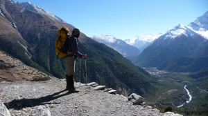 CaYuS and the Valley, Annapurna, Nepal