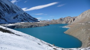 Tilicho Lake, Annapurna, Nepal