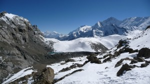 Eastern Pass 1, Annapurna, Nepal