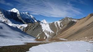 Way to MesoKanto La Pass 1, Annapurna, Nepal