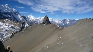 Way to MesoKanto La Pass 2, Annapurna, Nepal