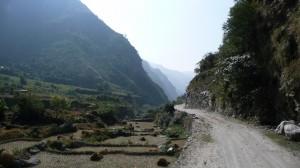 Between Ghasa and Beni 3, Annapurna, Nepal