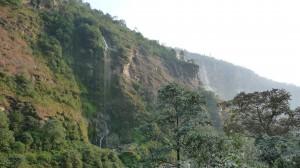 Waterfall around Galeshwar, Annapurna, Nepal