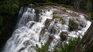Hartnett Falls, Overland Track, Tasmania