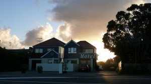 Strange Motel, New Zealand