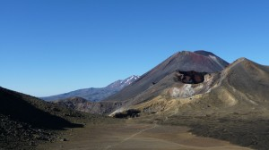 Mount Ngauruhoe 1, Tongariro Alpine Crossing, New Zealand