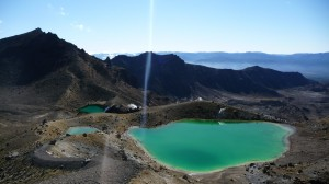 Emerald Lakes, Tongariro Alpine Crossing, New Zealand