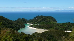 Golden beach, 2, Abel Tasman National Park, New Zealand