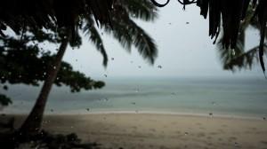 Rain 01, Namua Island, Samoa