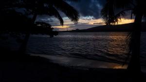 Sunset, Namua Island, Samoa