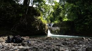 Togitogiga Waterfall 01, Samoa