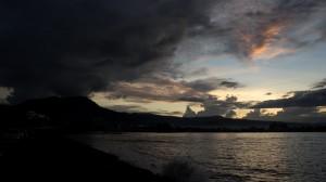 Sunset, Apia, Samoa
