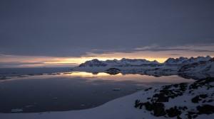 Kulusuk Sunset, Greenland